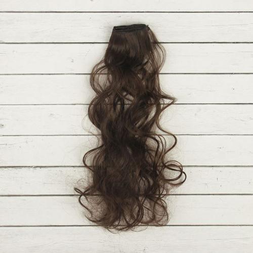 2294359 Трессы для кукол 'Кудри' длина волос 40 см, ширина 50 см, №4А