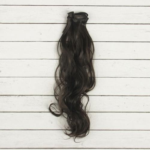 2294365 Трессы для кукол 'Кудри' длина волос 40 см, ширина 50 см, №3