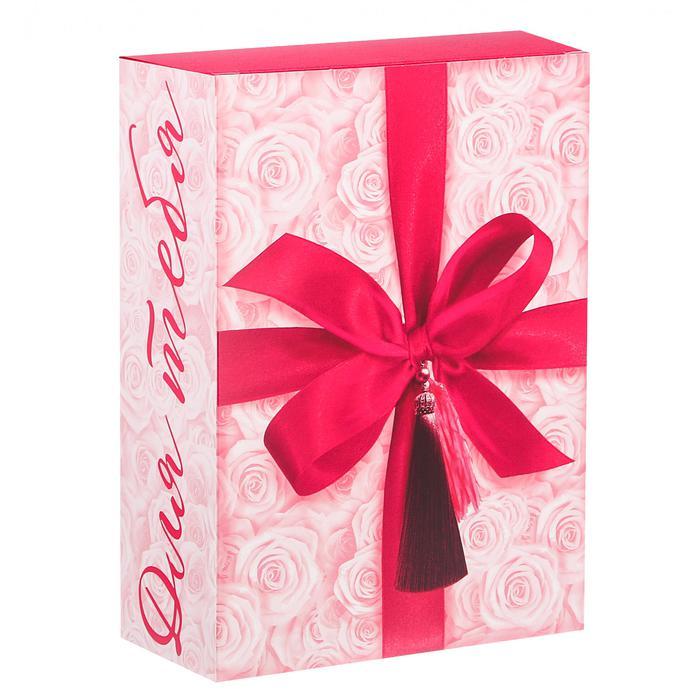 3122705 Коробка складная «Для тебя», 22 × 30 × 10 см