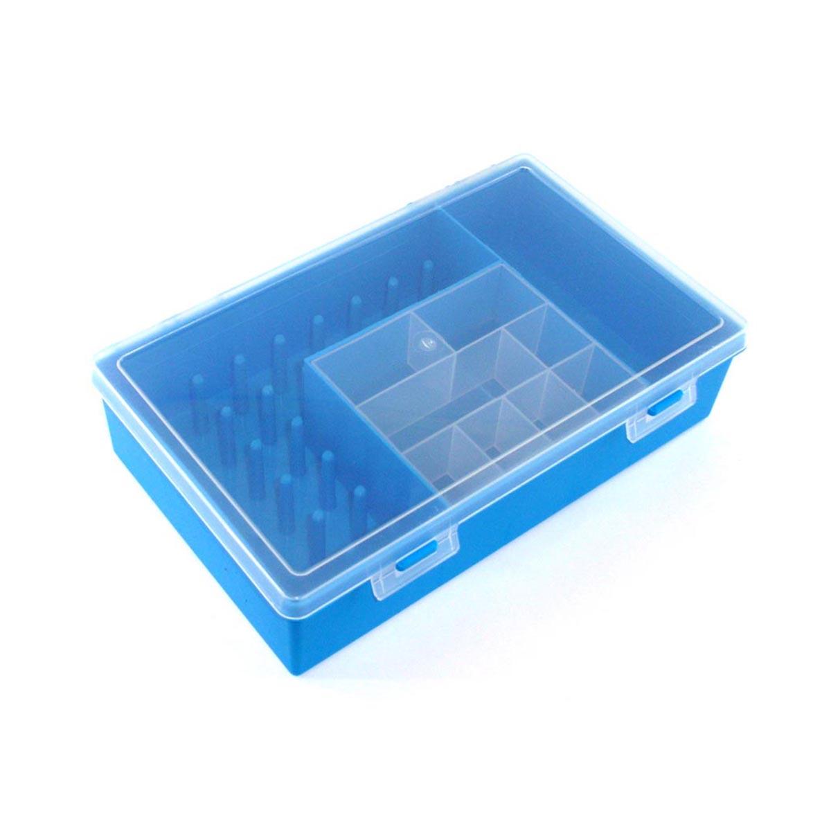 2868-1 ОРГАНАЙЗЕР для швейных принадлежностей синий