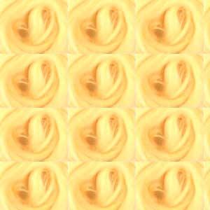 84302-1 ORCHIDEA Шерсть для валяния, цвет желтый, 10 г
