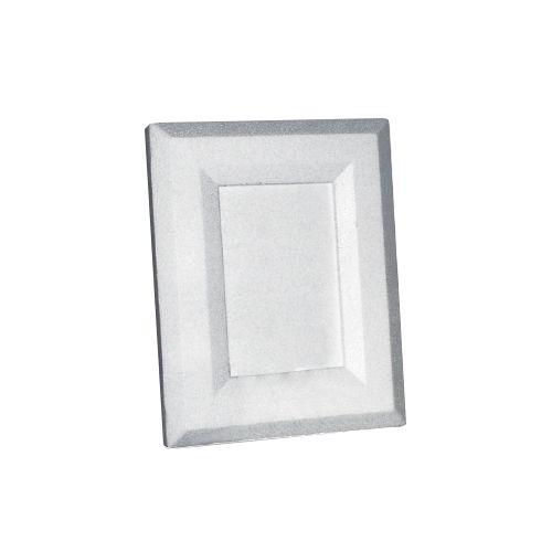 Заготовка для декорирования из пенопласта 'Рамка для фотографий 10x15 и 11x16см', (рамка 24х19см)