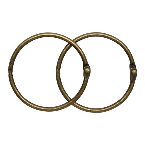 5AS-107 Кольца для альбомов 5см, 2шт/уп