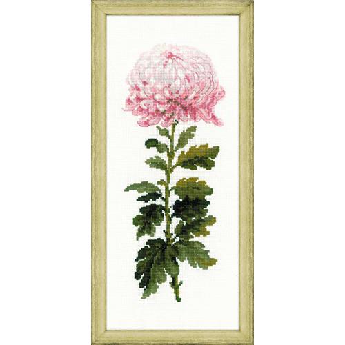 1425 Набор для вышивания Riolis 'Нежный цветок', 20*50 см