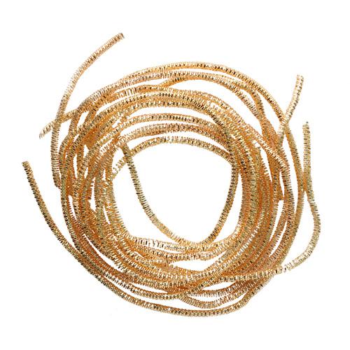 ТК001НН1 Трунцал медный,золото 1,5 мм, 5 гр/упак Астра
