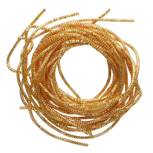 ТК006НН1 Трунцал медный, желт. золото 1,5 мм, 5 гр/упак Астра