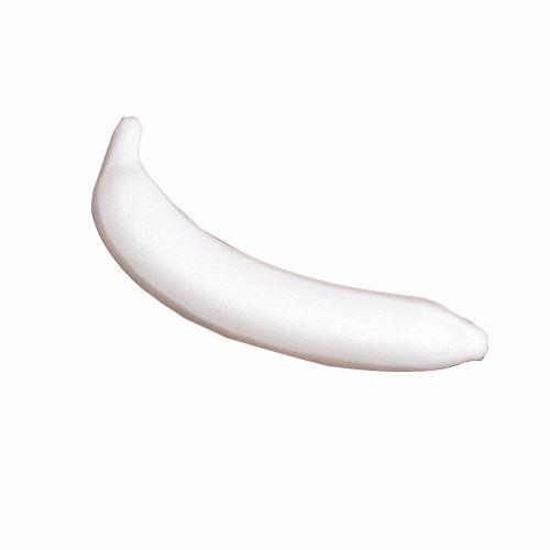 Заготовка для декорирования из пенопласта 'Банан', h 18,5*4см