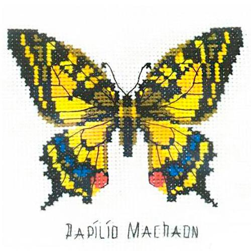 НВ-096 Набор для вышивания Riolis 'Махаон', 13*13 см