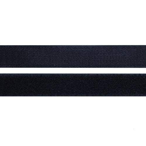 Лента контактная 25мм*25м(белый, черный)