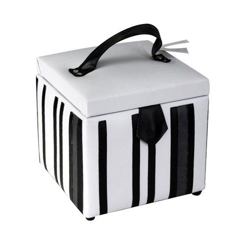 3691 BN Коробка для рукоделия, 20*20*20,5 см, RTO