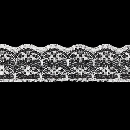 05-38003/22 Кружево нейлон 22мм*25м шампань
