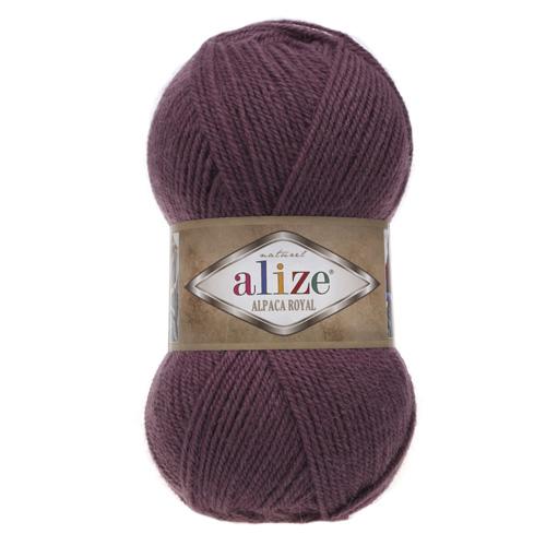 Пряжа ALIZE 'Alpaca royal' 100г 250м (55 % акрил - 30 % альпака -15 % шерсть)