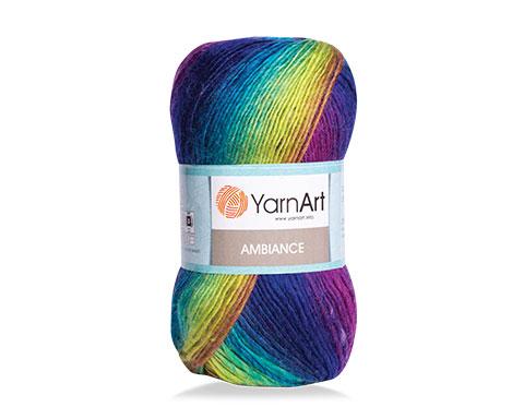 Пряжа YarnArt 'Ambiance' 100г. 250м (20% шерсть, 80% акрил)