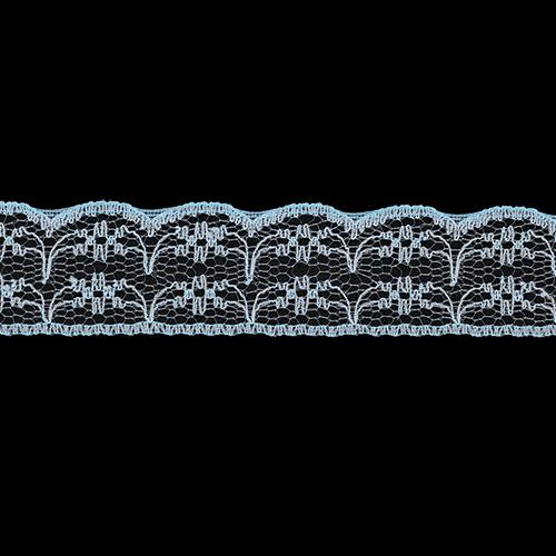 05-38010/22 Кружево нейлон 22мм*25м гол