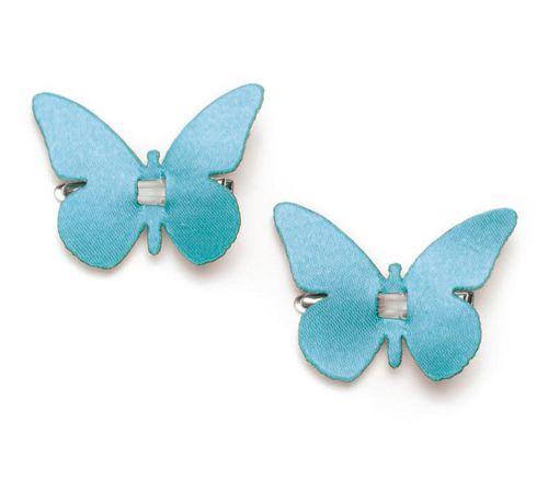 67101102 Бабочки с клипсой Glorex
