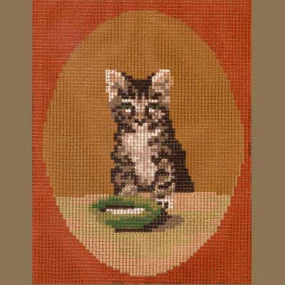 1621-026 MONIKA DESIGN Канва с нанесенным рисунком 16х21 см
