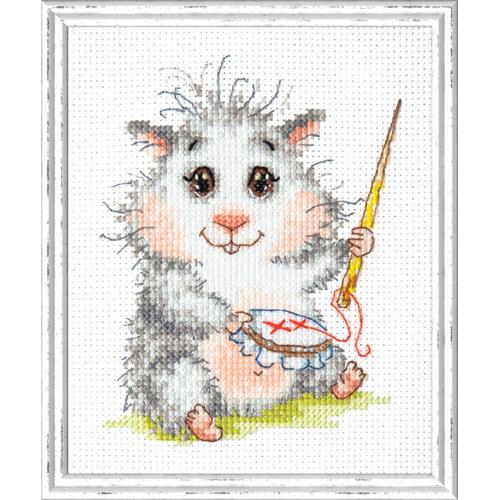 19-19 Набор для вышивания 'Чудесная игла' 'Чудесная игла', 10*12 см