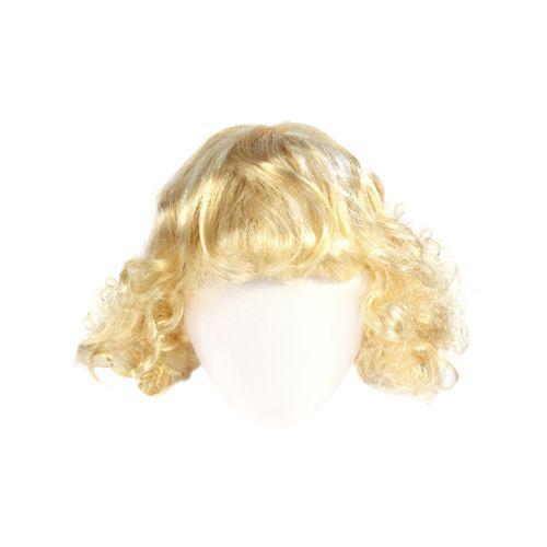 Волосы для кукол QS-4