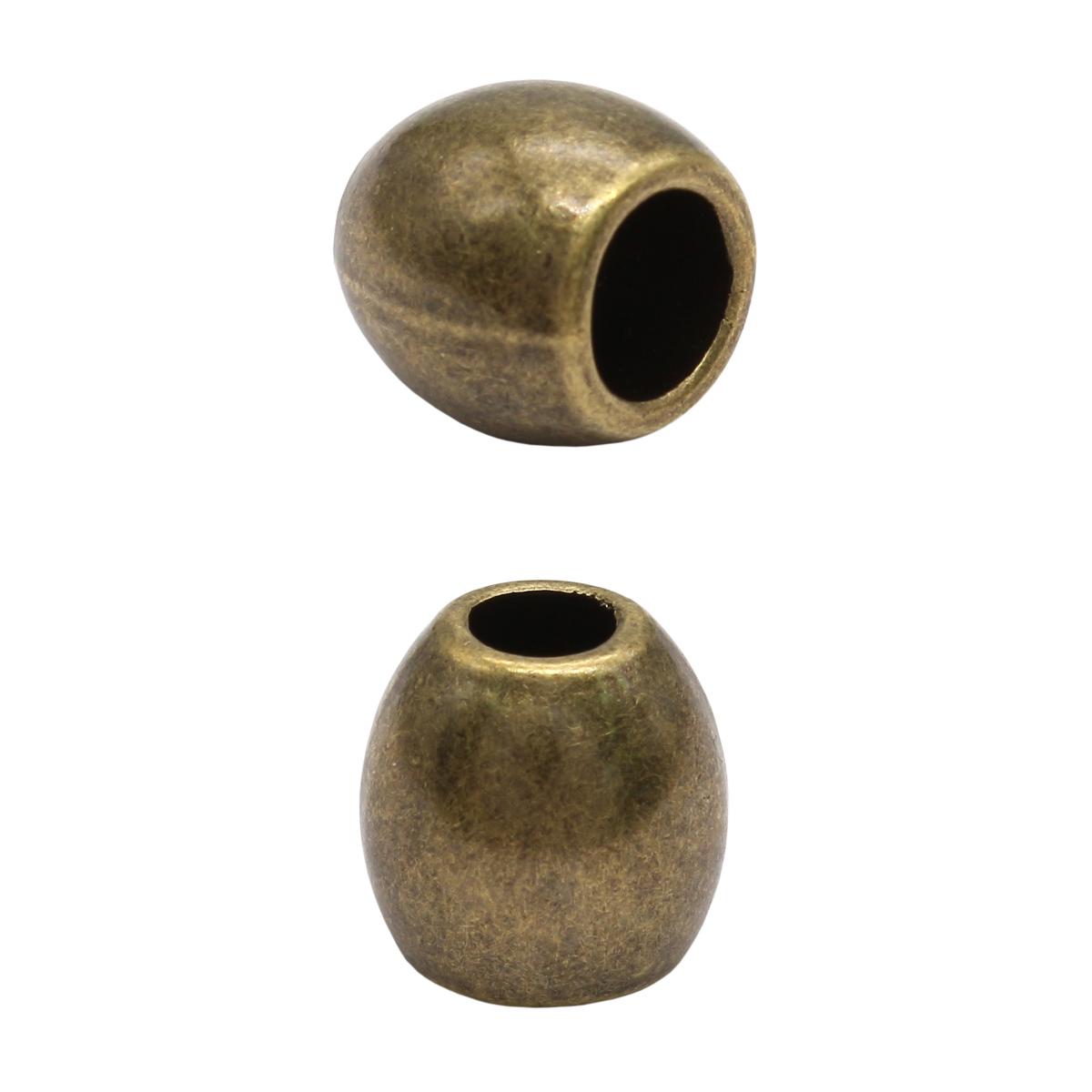 2AR006 3582 Наконечник 'Колокол' 15мм, металл