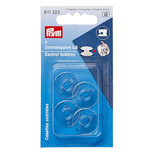 611322 Шпульки для швейных машин (пластик) CB Prym