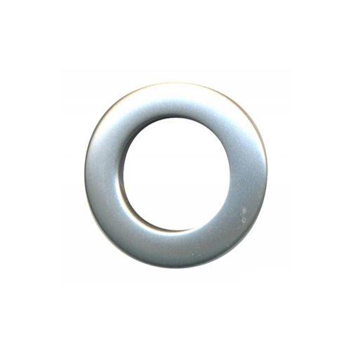 Люверс шторный, d 35 мм, мат.серебро (05), упак./10 шт., Belladonna