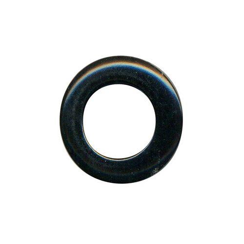 Люверс шторный, d 35 мм, черный (09), упак./10 шт., Belladonna