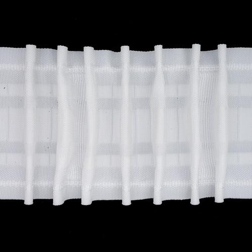 C180 Тесьма шторная 8см*50м