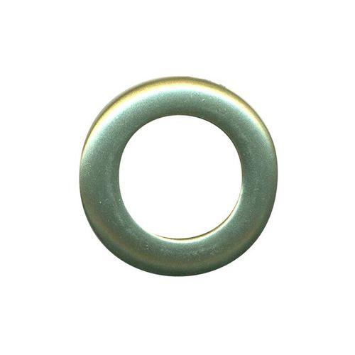 Люверс шторный, d 35 мм, зеленый металлик (20), упак./10 шт., Belladonna