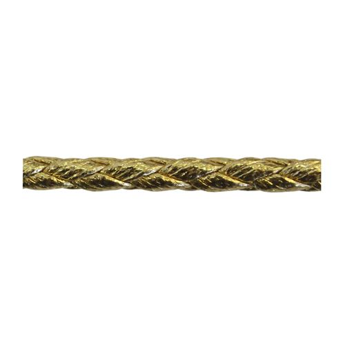 ГУ11262 Шнур плетеный кожзам 3мм*100м