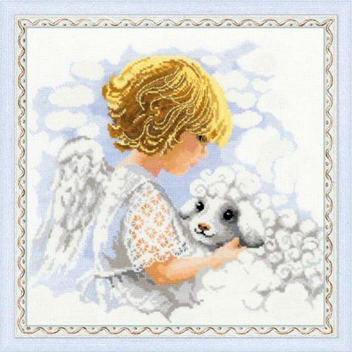 1360 Набор для вышивания Riolis 'День ангела', 30*30 см