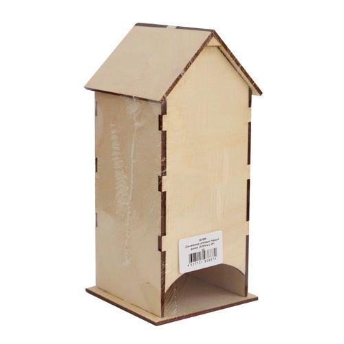 Деревянная заготовка Чайный домик 20*9*9см L-261 Астра