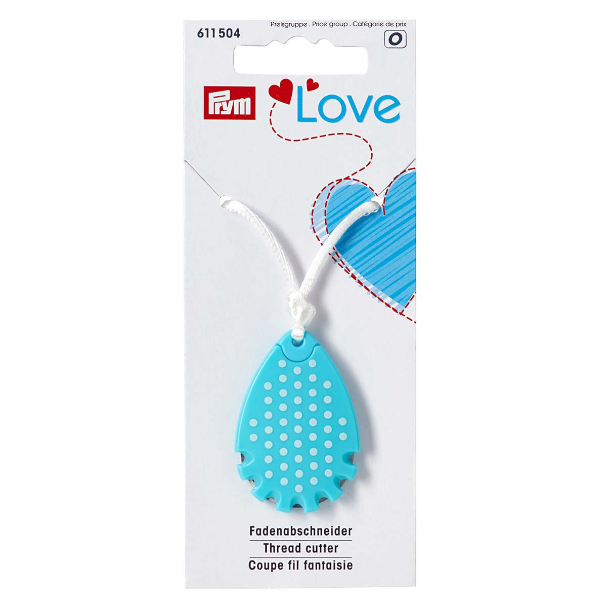 611504 Резачок для ниток Prym Love, Prym