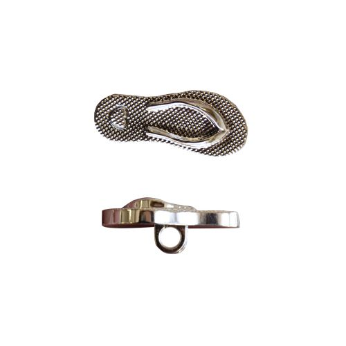 49085 Пуговица 'Вьетнамки', 21 мм