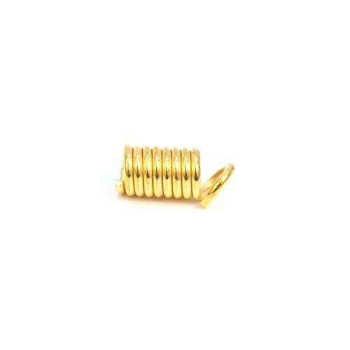LH001-B Концевик, 4 мм, упак./5 шт., 'Астра'