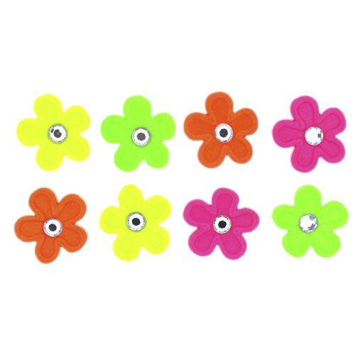 6967, Фигурки. Яркие цветы Dress It Up