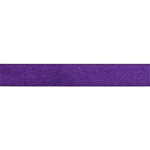 HY012153 Лента атласная 12мм (5,6м), Цв. №153 Темно-фиолетовый