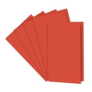 Набор двойных открыток 10*16,5 см 5шт арт. card2 (F)
