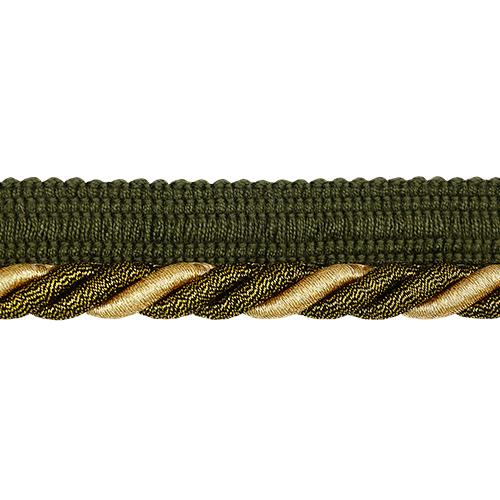 23-103 R Кант витой 9мм*25м люрекс