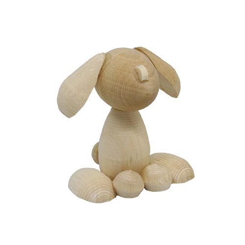 Деревянная заготовка Фигурки животных Собака