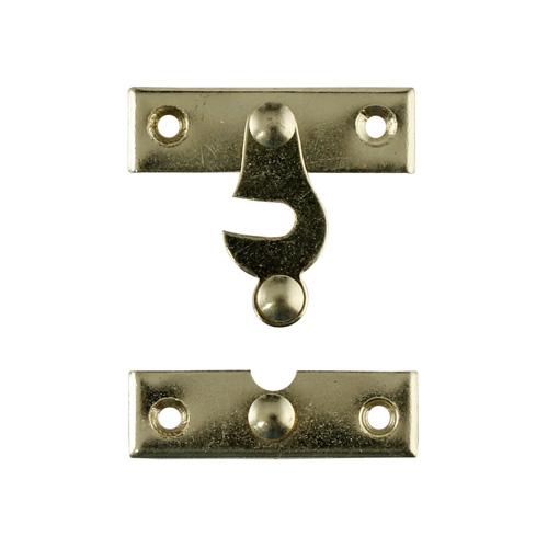 61833201 Замок для шкатулки (метал) 16x25мм, 2 шт Glorex