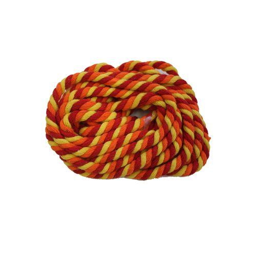 Шнур для творческих работ, 100% хлопок, 0,6 см*3 м