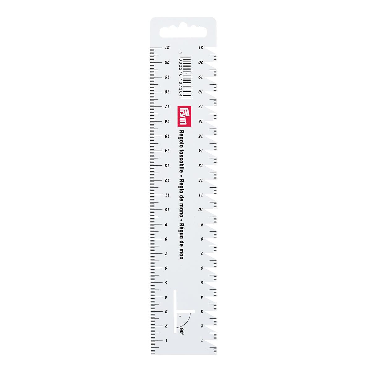 610730 Шаблон для разметки и измерения 'Profi' 21см Prym