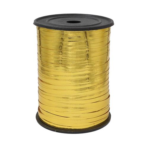 10835370 Лента металл 0,5/250 на бобине золото