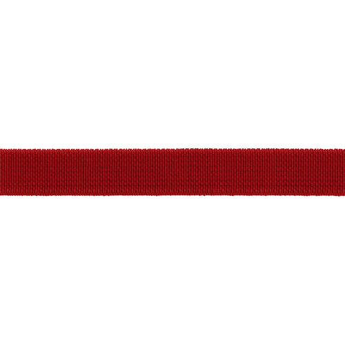15-4160/9743 Резинка вязаная 10мм*50м красный