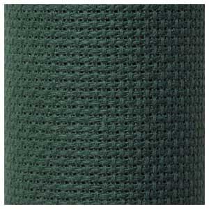 CR-5490-4145-PK CHARLES CRAFT Канва-аида №14, 30х45 см, цвет т-зеленый