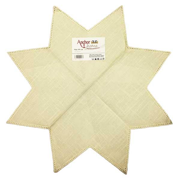 4531-014-00926 ANCHOR Салфетка для обвязывания диам. 46 см, 100% хлопок