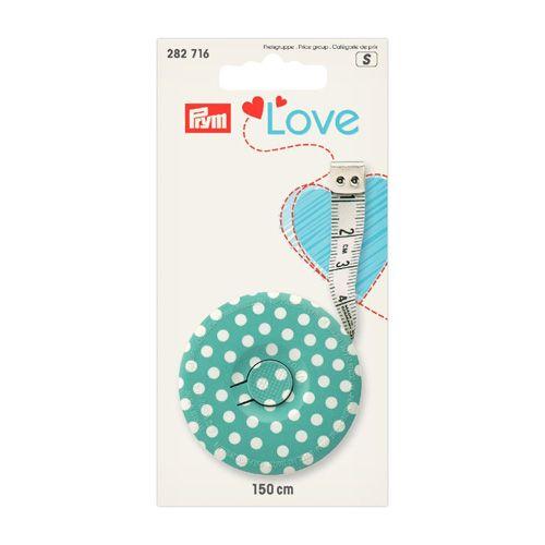 282716 Рулетка Prym Love с сантиметровой шкалой, 150см Prym