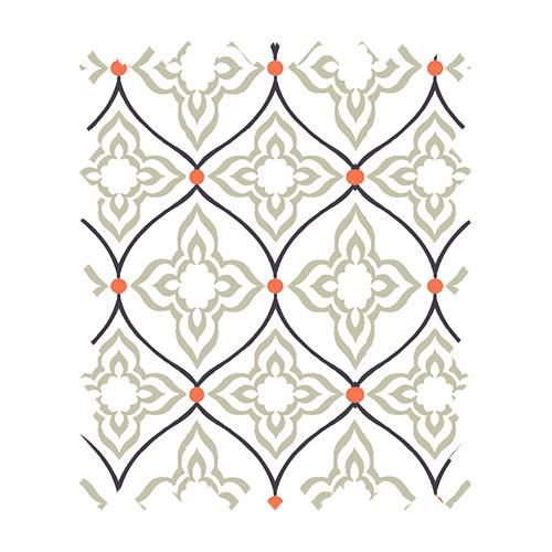647568 Ткань коллекция 'Marrakesch', шир. 145см, 100% хлопок Гутерманн