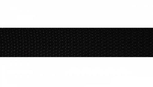 Лента ременная, черный, 25 мм*50 м