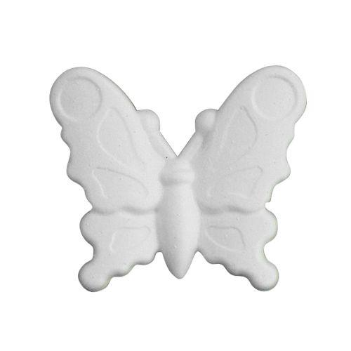 OANFARU Заготовка для декорирования из пенопласта 'Бабочка', 11x12,5см